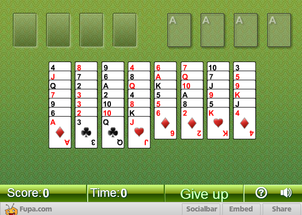 FreeCell Fupa Full