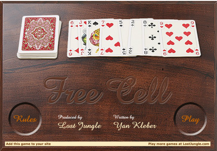 FreeCell Gran Full
