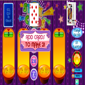 Stack Cards Solitaire
